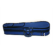 Stentor 1372/C/BU 3/4 Size Violin Case - in Blue