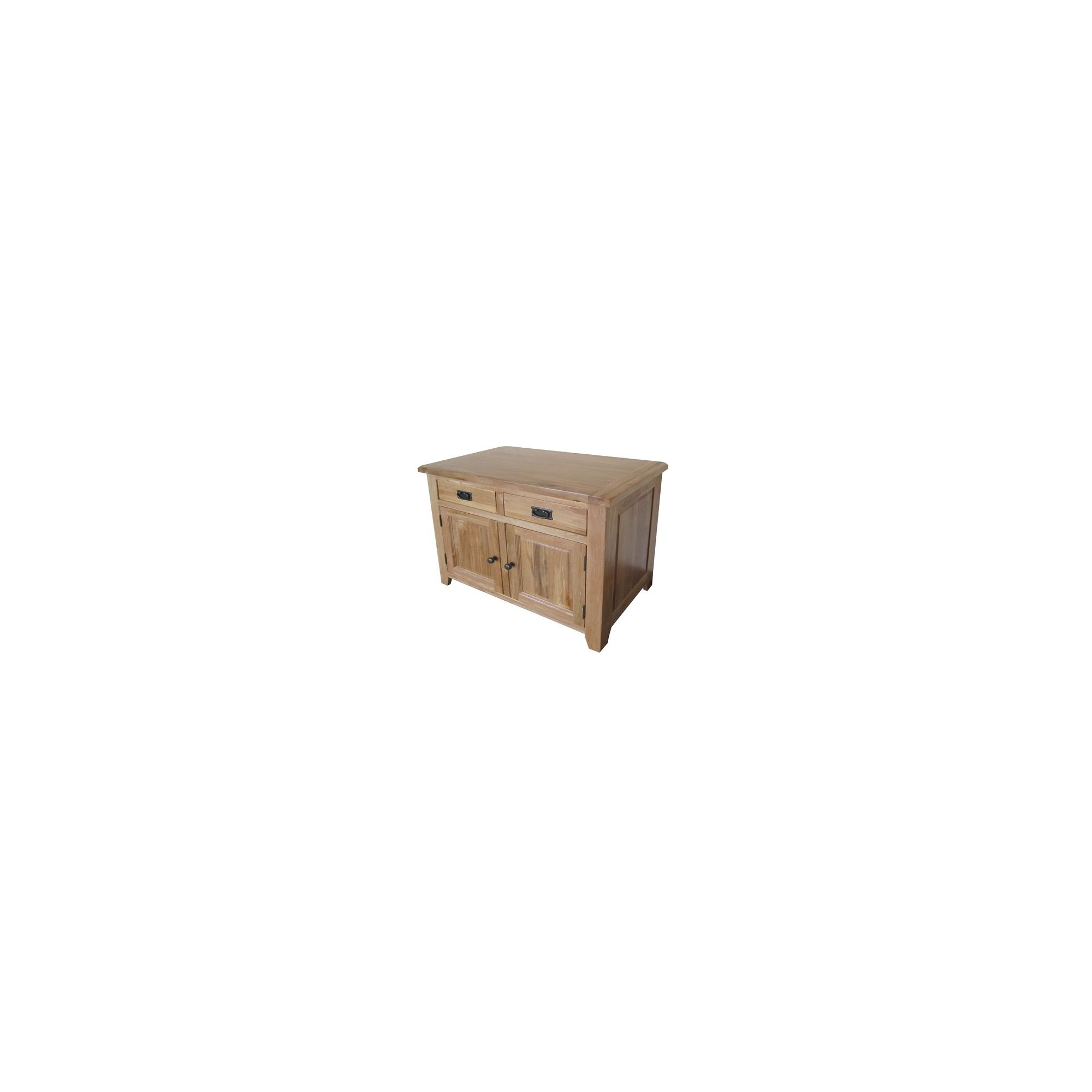 Alterton Furniture Barcelona 2 Door 2 Drawer Sideboard at Tesco Direct