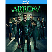 ARROW: THE COMPLETE SECOND SEASON (BD) Blu-ray DVD