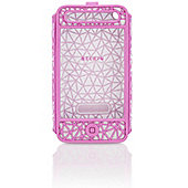 Belkin Components 332 iPhone 3G Micro Grip Case - Pink