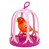 Silverlit DigiBird with Whistle Ring and Birdcage (Twinkle)