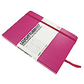 Leuchtturm 1917 Medium Notebook Ruled Pink