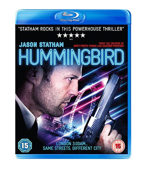 Hummingbird -Bluray