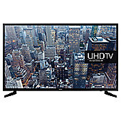 Samsung UE40JU6000 Smart 4k Ultra HD 40 Inch LED TV with Built-in WiFi and Freeview HD
