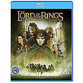 The Lord Of The Rings: The Fellowship Of The Ring (Blu-ray)