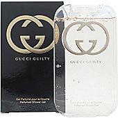 Gucci Guilty Shower Gel 200ml For Women