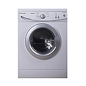 Russell Hobbs Washing Machine, RHWM612-M, 6KG Load, with 1200 rpm - White