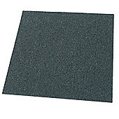 Westco 51cm x 51cm Carpet Tile, Olive