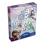 Disney Frozen Make Your Own Christmas Cards