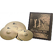 Rocket DXJ Starter 3 Piece Cymbal Set