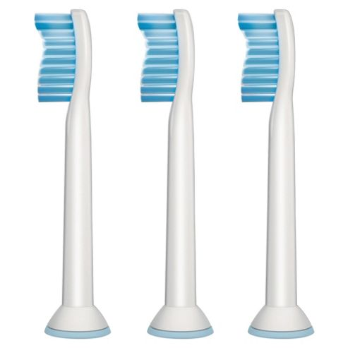 Philips Sonicare ProResults Sensitive Brush Heads.