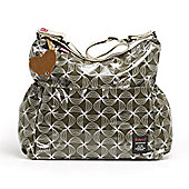 Babymel Big Slouchy Changing Bag Twisted Khaki
