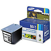 Genuine Black Samsung M41 Ink Cartridge - INK-M41
