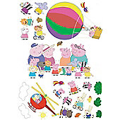 Peppa Pig Wall Stickers - 20