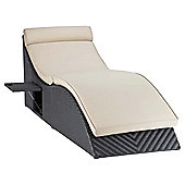 Marrakech Folding Sun Lounger
