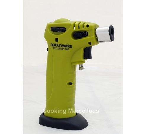 Green Coloured Blowtorch