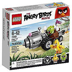 LEGO Angry Birds Piggy Car Escape 75821