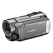 Canon Legria HF R16 Digital HD Camcorder 2.39MP 20x Optical Zoom 2.7 inch LCD (Silver)