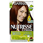 Garnier Nutrisse Morello Cherry 4.6 Deep Red
