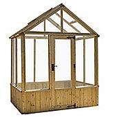 Mercia 4x6 Pressure Treated Greenhouse