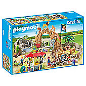 Playmobil 6634 City Life Large City Zoo with 15 Animals