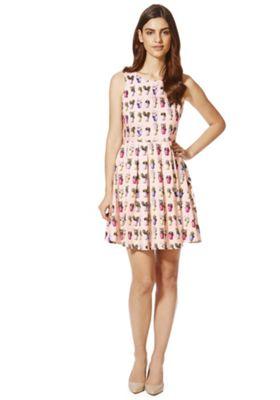 Yumi Cactus Print Prom Dress, Women's, Size: 8