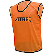 ATREQ Hivis Bibs 10 Pack - Orange