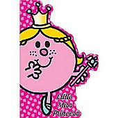 Little Miss Princess Birthday Card