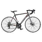 2014 Viking Pursuit Gents 59cm 21 Speed Aluminium Road Race Bike