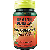 Health Plus TMG ComplexVegan 60 Veg Tablets