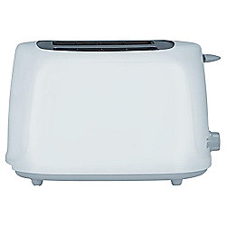 Tesco Basic 2 Slice Toaster - White