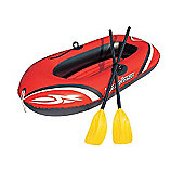 Hydro Force Inflatable Boat with Oars