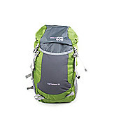 35L Packaway Rucksack - Green