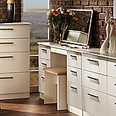 Welcome Furniture Contrast Dressing Table Set