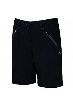 Craghoppers Ladies Kiwi Pro Stretch Shorts - Black