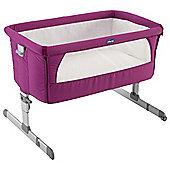 Chicco Next2Me Bedside Crib - Fuchsia