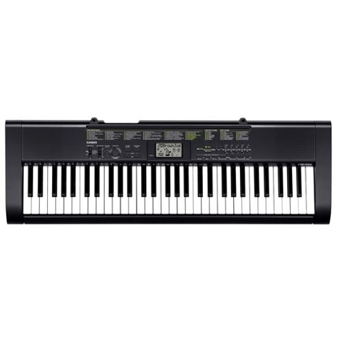 Casio CTK-1100K5 61 Full-Size Keys Keyboard