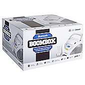 Groov-e Bluetooth Boombox White
