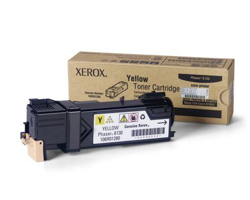 Xerox Toner Cartridge For Phaser 6130 - Yellow