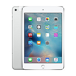 iPad mini 4, 16GB, Wi-Fi - Silver