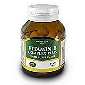 Natures Own Vitamin B Complex Plus 50 Tablets
