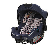 OBaby Zeal Group 0+ Infant Car Seat (Little Sailor)