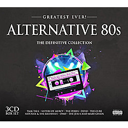 Greatest Ever Alternative 80s