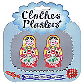 Clothes Plasters - Russian Dolls