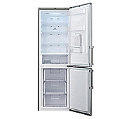 LG GBF539PVQWB Fridge Freezer, 595mm, A+ Energy Rating, Silver.