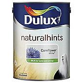 Dulux Silk Emulsion Paint, Cornflower White, 2.5L