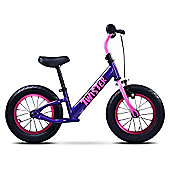 Caretero Twister Metal Balance Bike (Purple)