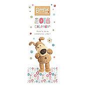 Boofle 2016 Slim Calendar