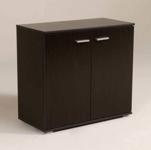 Parisot Initial Two Door Sideboard - Wenge