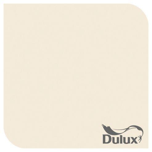 Dulux Silk Emulsion Paint, Ivory Lace, 2.5L